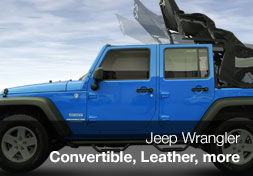 Convertible Top and more for Jeep Wranglers