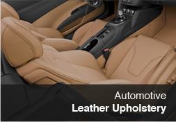 Leather Interiors for Cars and Trucks