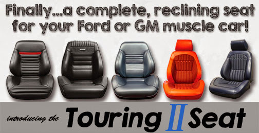 Touring II Seats