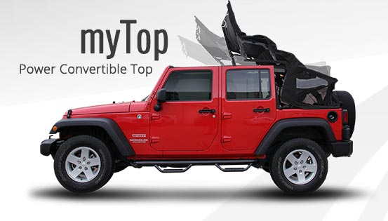 myTop for Jeep Wrangler