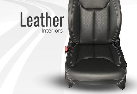 Leather Interior Upgrades for Jeep Wrangler